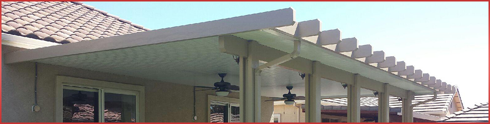 We Specialize In All Types Of Patio Covers, Including Aluminum Patio Covers,  Alumawood Patio Covers, Fiberglass Patio Covers And Much More!