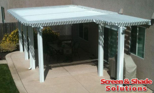 Beautiful Alumawood Patio Cover Sacramento